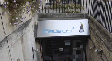 New Celsius sign