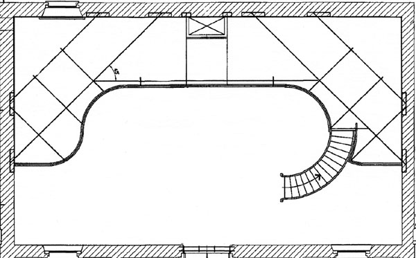 Sketch of Mezzanine