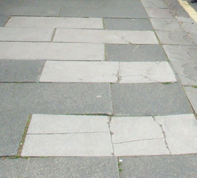 Ugly Paving