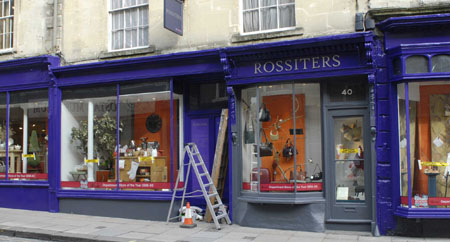 Rossiters repainted