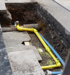 New pipework
